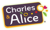 Charles and Alice logo
